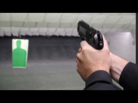 Beretta Px4 Storm Compact 9mm - Range Shooting Results