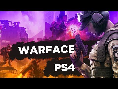 КВ Тихий ужас VS  PVEшники  ► Warface PS4