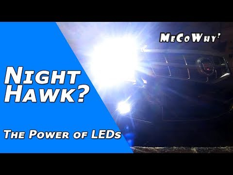 How to Fix Cadillac SRX Dimmed Headlights With Inexpensive Headlights Upgrade and LEDs