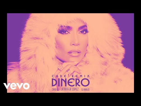 Jennifer Lopez - Dinero (CADE Remix - Audio) ft. DJ Khaled, Cardi B
