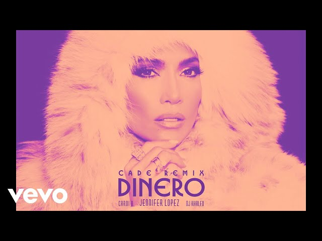 Jennifer Lopez - Dinero (CADE Remix - Audio) ft. DJ Khaled, Cardi B
