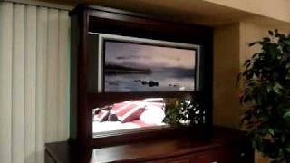 Signature Home Furnishings' Miami Patented Premium Dresser/mirror In Motion