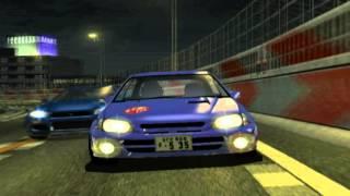 Tokyo Xtreme Racer 3: Nagoya (Skyline GT-R R34)