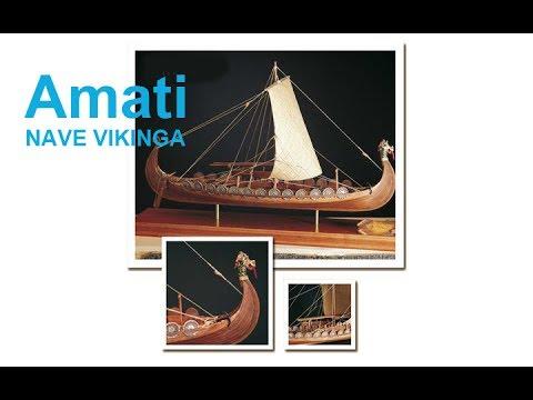 Amati Nave Vikinga 1