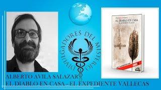 EL DIABLO EN CASA. EXPEDIENTE VALLECAS por ALBERTO ÁVILA SALAZAR
