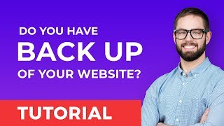 How to Backup & Restore your WordPress Website in 5 minutes [Free]