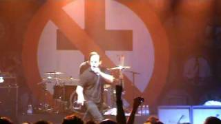 Bad Religion - Live in Roma 13 06 2010 - Punk Rock Song