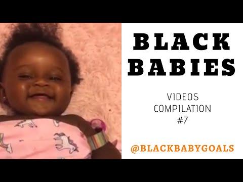 BLACK BABIES Videos Compilation #7 | Black Baby Goals