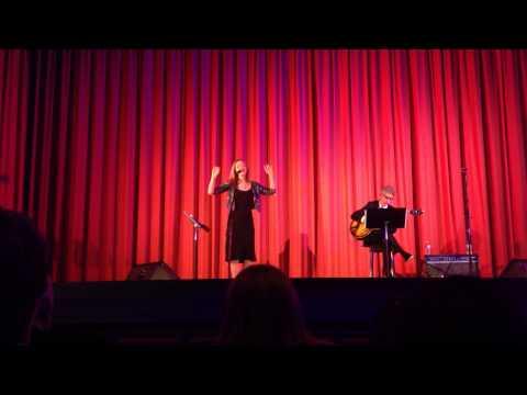 Bye Bye Blues , sung by Rebecca Jenkins, Joel Bakan Guitar,Bye Bye Blues Reunion