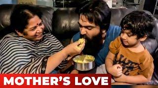 VIDEO: அம்மாவுடன் STR-இன் முதல் Video | Pathu Thala | Maanaadu | Eeswaran | Silambarasan | STR