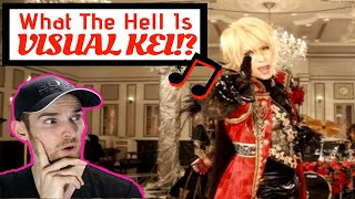 What The Hell Is VISUAL KEI??? (Versailles - Masquerade REACTION!!!)