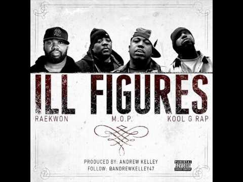 Raekwon ft. M.O.P. & Kool G Rap - Ill Figures