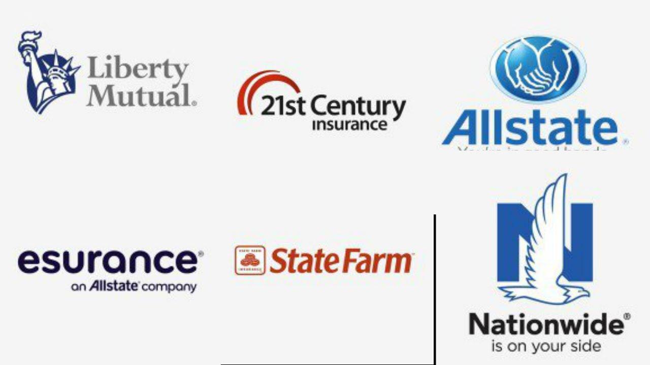 Top 10 Best Car Insurance Companies 2016 - YouTube
