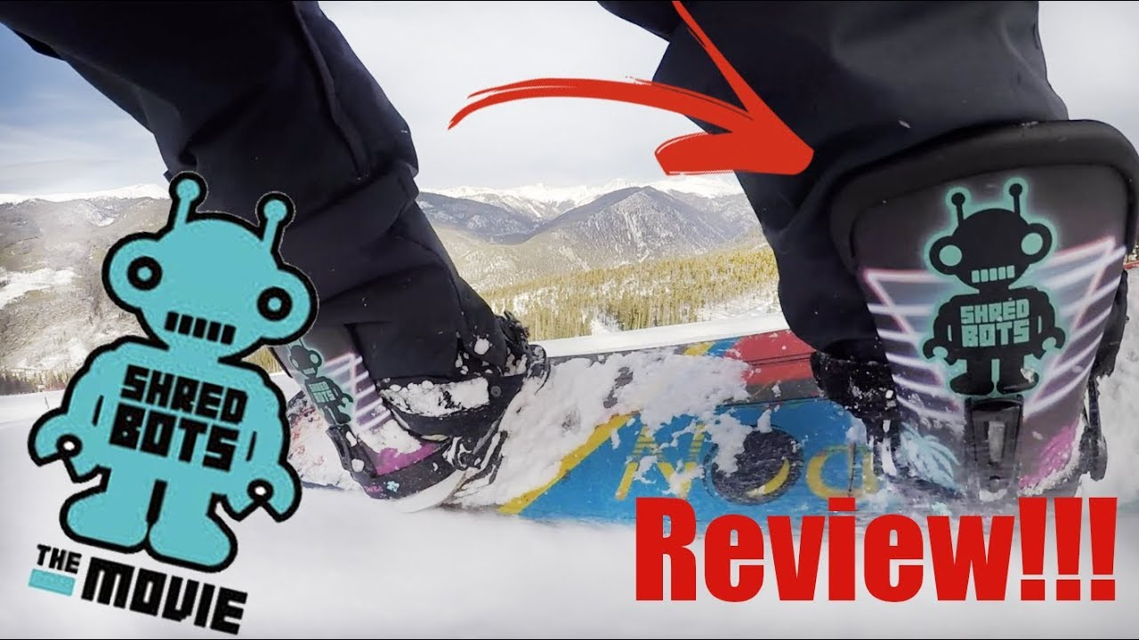 3b3c63e6cbb Shred Bots Limited Edition Union Bindings Review - Keystone Colorado - (Day  34