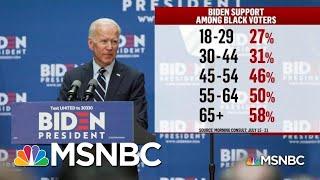 Black Voters: A Central Part Of Democratic Primary Politics | Deadline | MSNBC