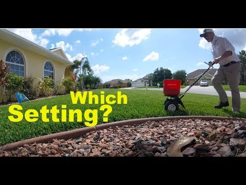 How To Ly Fertilizer The Lawn Fertilizing For Beginners