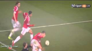 Manchester United Vs Midtjylland 5 - 1 All Goals & Highlights Europa League 25.02.2016