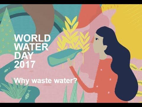 Webinar #8: 2017 World Water Day - Wastewater
