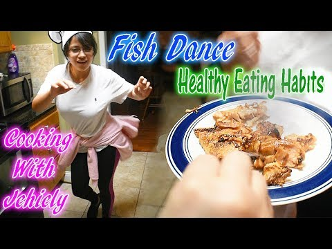 How To Make The Best Healthy Salmon | Healthy Eating Habits | Cooking With Jehiely