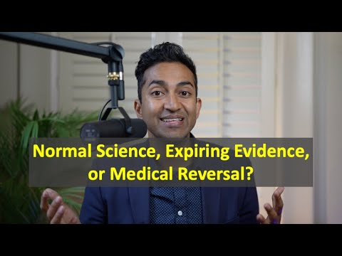 Download ASPIRIN & Medical Flip Flops | Reversal, Replacement, Evidence Expiration Dates | A doctor discusses
