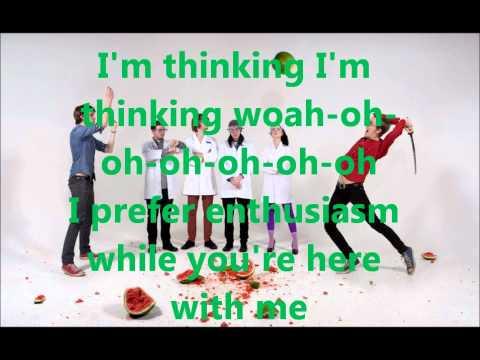 It's Nice To Be Alive - Ball Park Music (Lyrics)