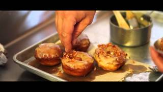 Behind The Scenes At Yardbird: Making Our Maple Bacon Donuts