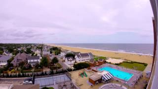 First timelapse video with the Gopro. Virginia Beach august 2014