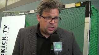 Interview mit Stefan Kohfahl (Oststeinbeker SV) zur neuen Saison | ELBKICK.TV
