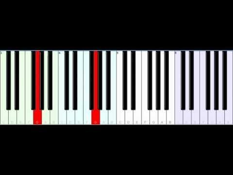 Piano bohemian rhapsody piano tabs : QUEEN - Bohemian Rhapsody Piano Tutorial 1 (Tempo Original) - YouTube