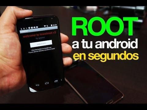 ROOT A Tu Dispositivo Android En Menos De 10 Segundos!