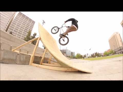 WILD IN THE STREETS - Adelaide BMX