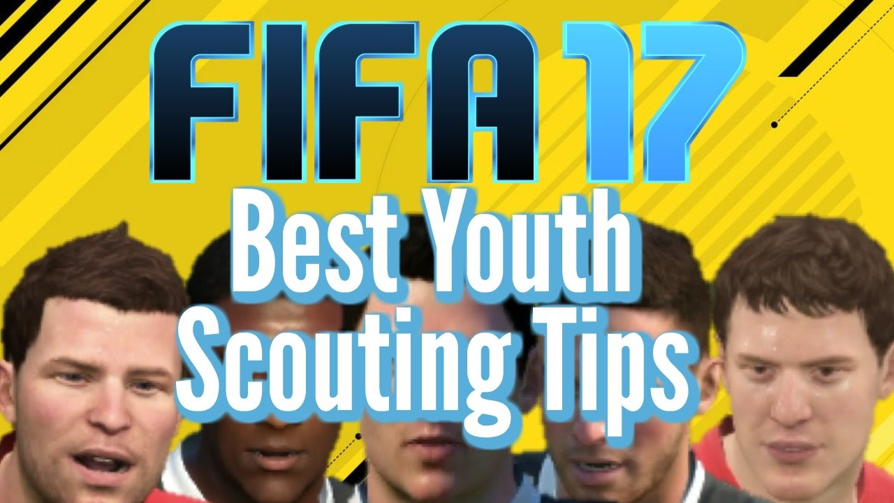 how to get a youth academy in fifa 17