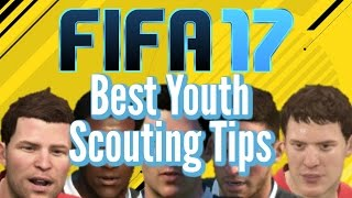 FIFA 17 Best Youth Scouting Tips - Youth Academy Tutorial - #7