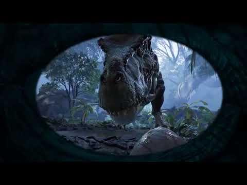 Динозавр 360 градусов