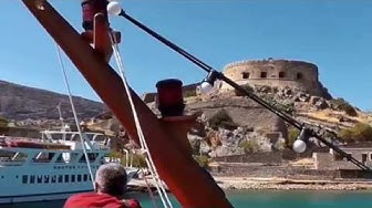 Kreta : Die ehemalige Lepra Insel Spinalonga