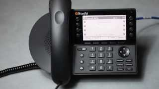 Conference Calling with a ShoreTel IP 48X (480/480G/485G) Series Phone