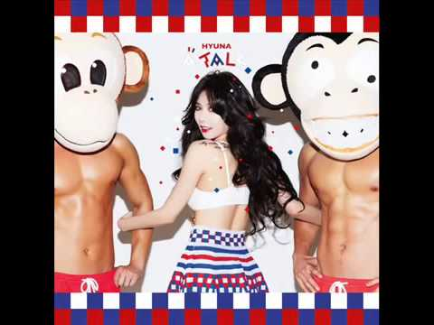 Full Album 현아 HYUNA 포미닛 4MINUTE   A Talk  3rd Mini Album Official Full Audio + Download
