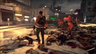 Dead Rising 3 PC Graphics Mod Multiplayer Test