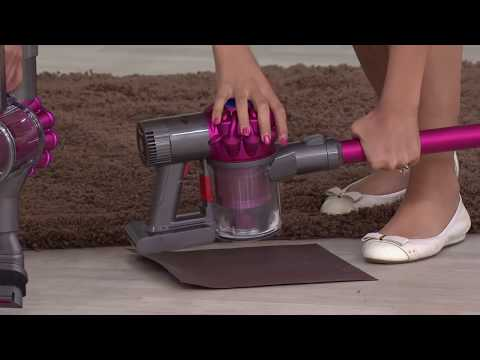 Dyson V6 MotorHead Cordless Vacuum w/ Attachments with Rachel Boesing