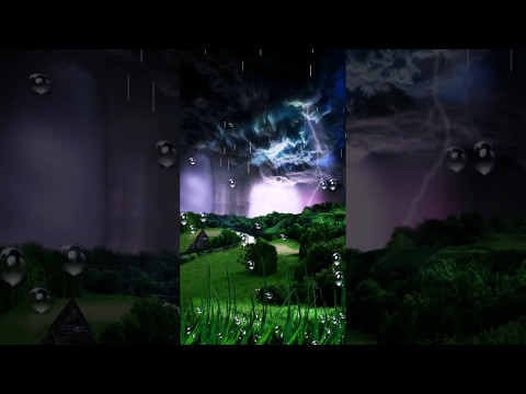 [Samsung Themes-Motion Wallpaper] Storm Live Wallpaper