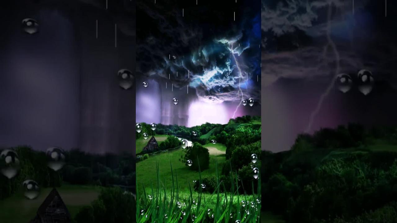 Samsung Themes Motion Wallpaper Storm Live