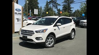 2018 Ford Escape SE EcoBoost Review| Island Ford