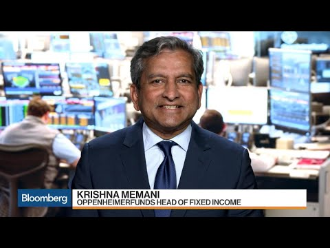 OppenheimerFunds' Memani Says Bond Bull Market Isn't Over