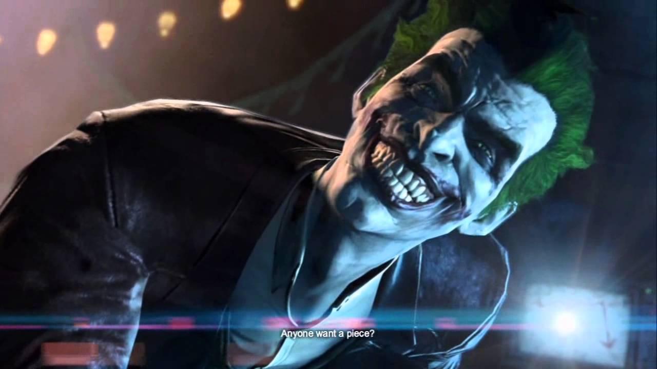 Batman Arkham Origins: Electrocutioner's death - YouTube