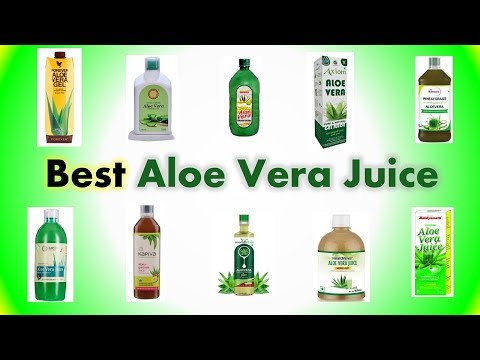 Best Aloe Vera Juice In India With Price 2019