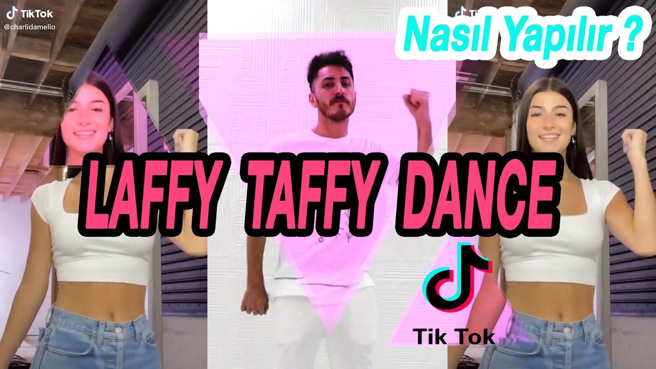 LAFFY TAFFY TIKTOK DANCE NASIL YAPILIR ? Laffy Taffy Remix Tik Tok Tutorial  Tiktok 2020 Dansları
