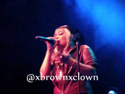 T-Boz - Gift Wrapped Kiss (T-Boz Unplugged 12-6-15)