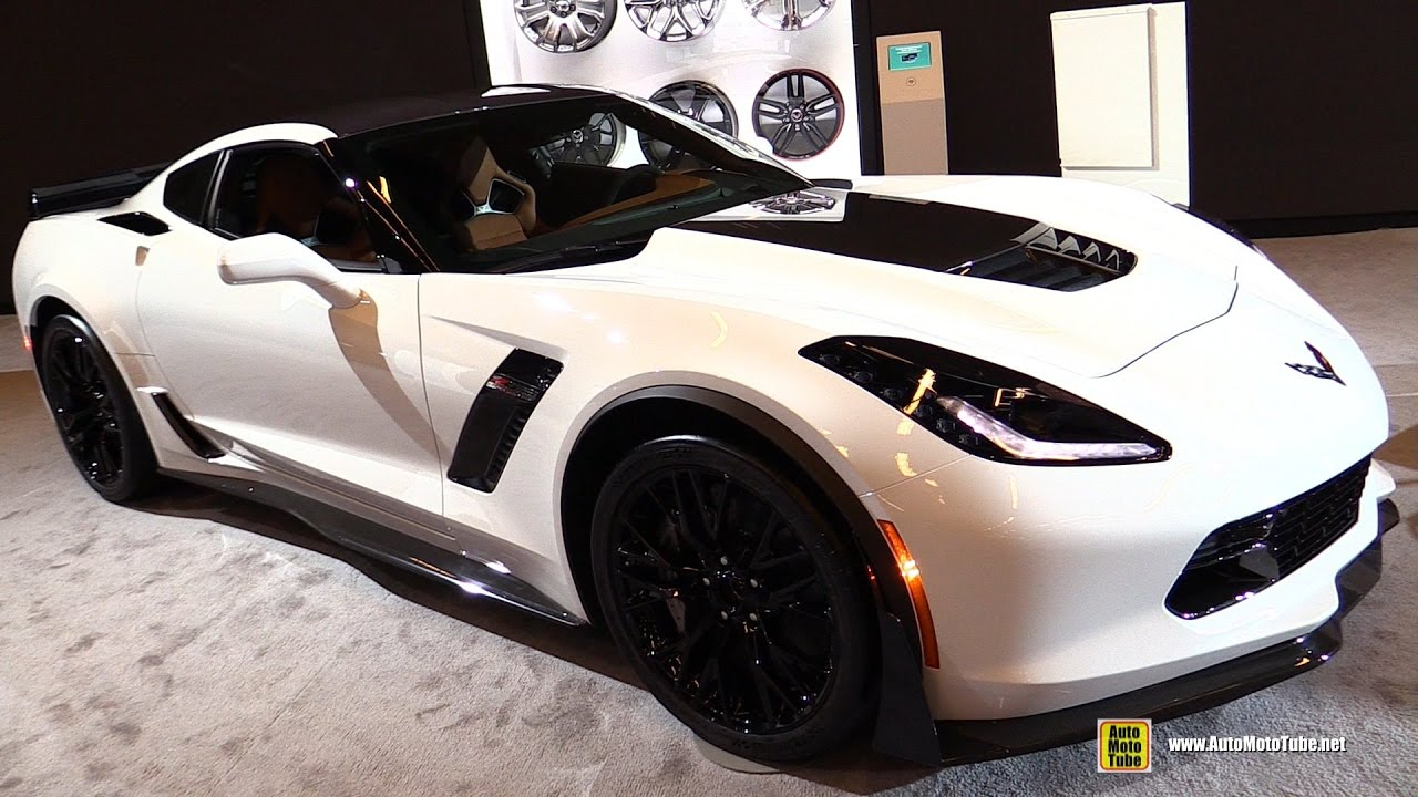 2017 Chevrolet Corvette Z06 Exterior And Interior Walkaround Montreal Auto Show You