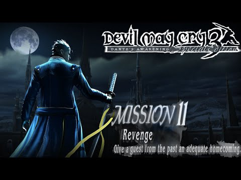 Devil May Cry 3 Special Edition DMD Vergil Mission 11 |