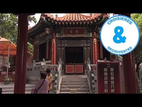Chine-Japon - Croisière à la découverte du monde - Dans le sillage des jonques - Documentaire